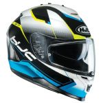 HJC IS-17 Loktar Blue Helmet